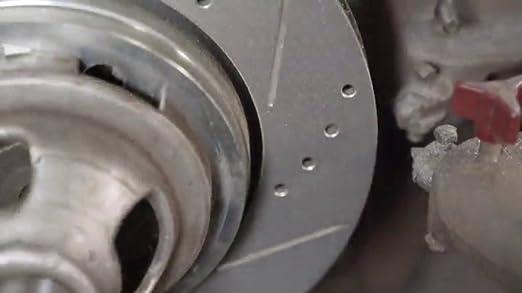 Power Stop AR84002 Autospecailty Rear Stock Replacement Brake Rotor