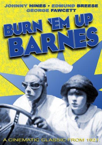 Burn 'Em Up Barnes (Jef Films)