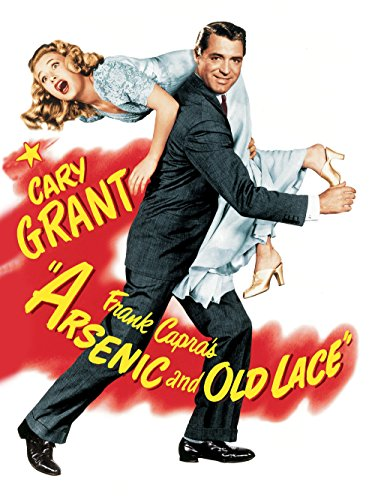 Arsenic and Old Lace (1944) (And Cary Lace Arsenic Old Grant)