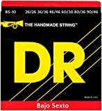 DR Strings Bajo Sexto Bass Strings - 12 String