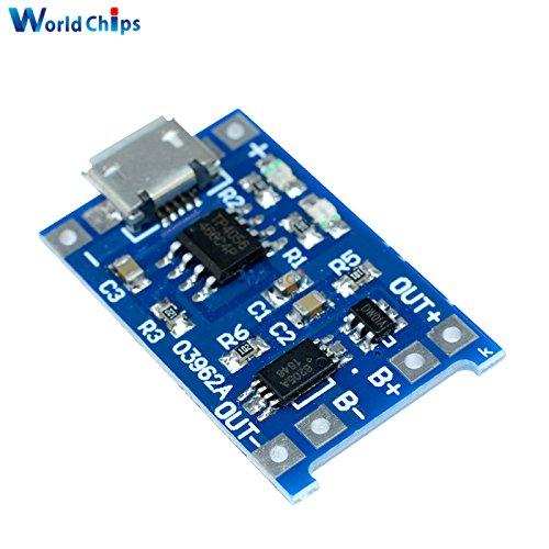TP4056 Charging Board Charger for Module Arduino - 8