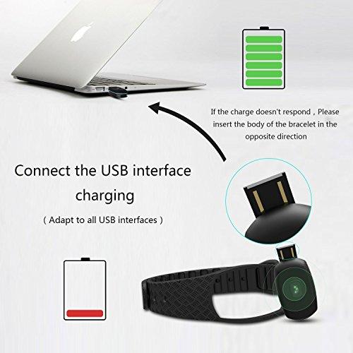Amazon.com : Senkefei Fitness Tracker Activity Tracker Watch ...