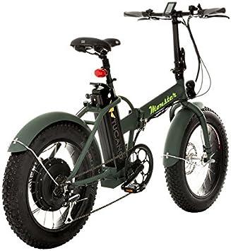 Marnaula-Tucano Monster 20 Bicicleta Electrica, Adultos Unisex, 19 ...