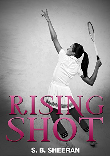 Rising Shot: (Lesbian Romance) (The Other Side of the Net Book 1)