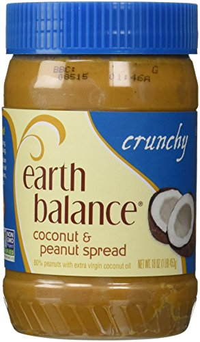 (Earth Balance Coconut Peanut Butter Crunchy (2x16oz))