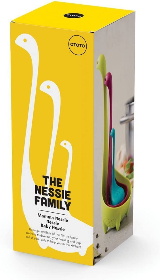 The Nessie Family by OTOTO