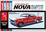AMT AMT772 1:25 Bill Jenkins 1966 Chevy Nova Model from AMT