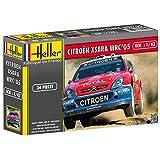 Heller Citroen XSARA WRC 05 Car Model Building Kit