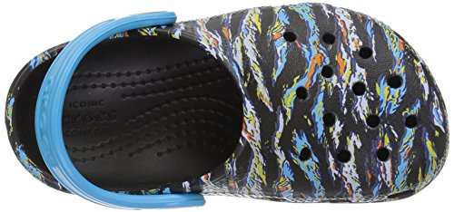 Crocs Kids' Classic Graphic Clogs
