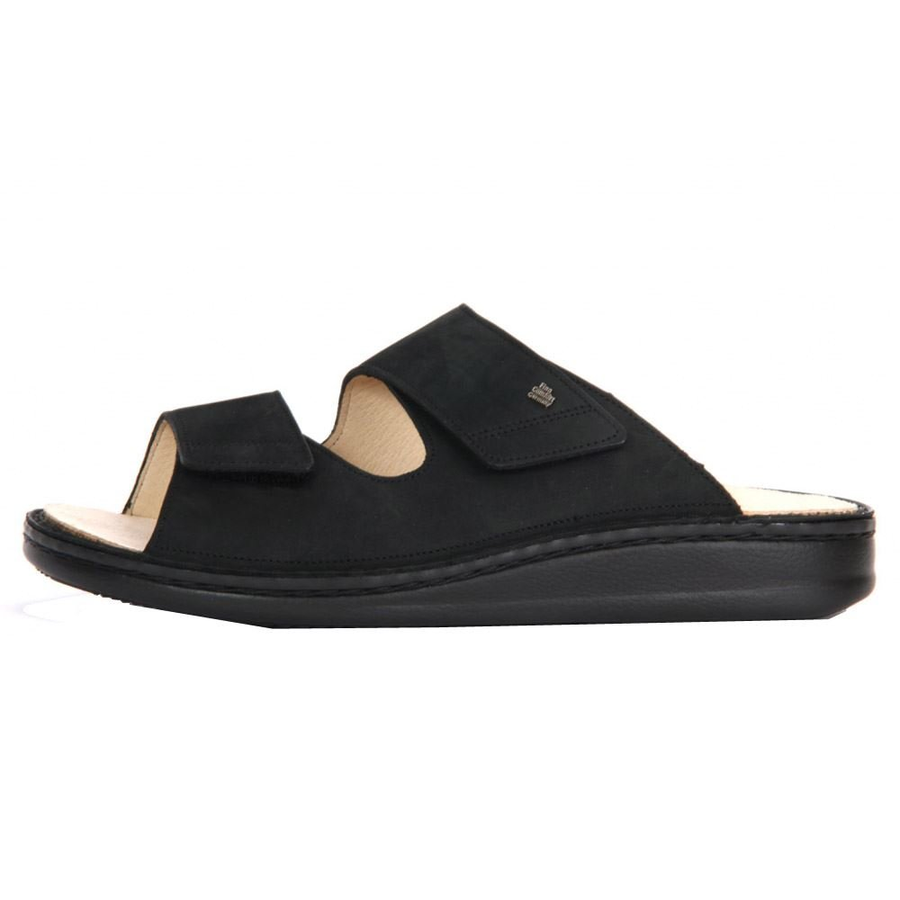 Finn Comfort Riad, Unisex Adult Sandals,Black (Black),7 UK (41 EU) by Finn Comfort (Image #2)