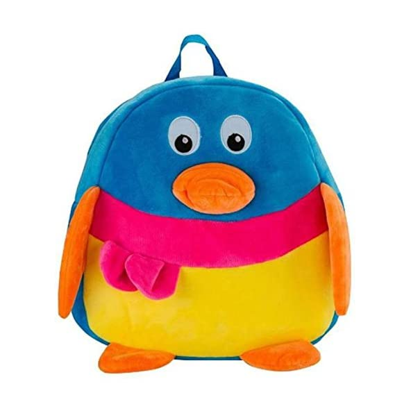 AVSHUB Stuffed Spongy Huggable Cute Duck Bag Cuddles Soft Toy for Kids