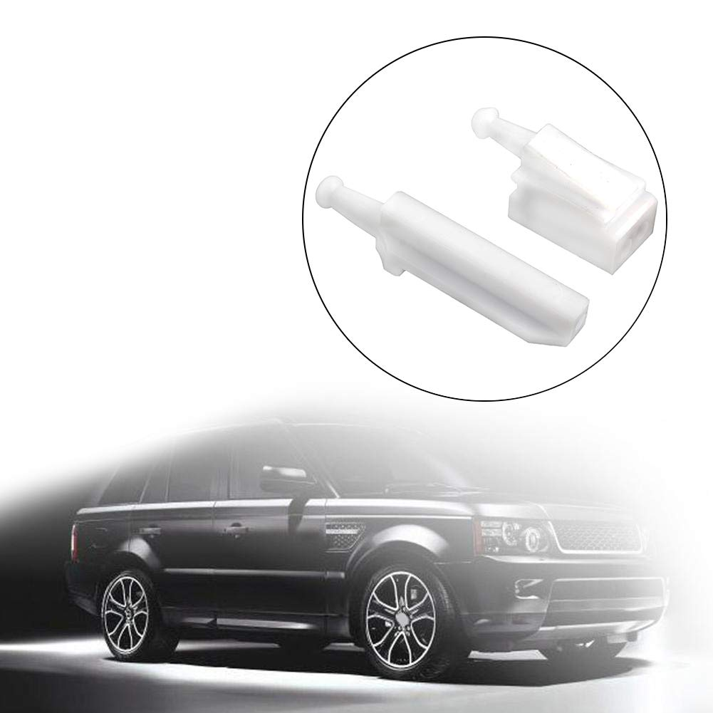 YUSHHO56T Headlamp Adjuster Bracket Car Interior Parts Bracket Headlight Reflector Headlamp Adjuster Mounting Bracket for BMW 5-Series E39 White