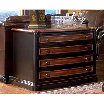 coaster home furnishings 800514 traditional file cabinet black and cherry amazoncom coaster shape home office