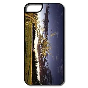 PTCY IPhone 5/5s Personalized Funny Morning Stars