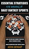 Daily fantasy sports is significantly different than traditional fantasy sports and requires unique strategies and skills.  This comprehensive strategy guide covers the essential strategies, thought processes, and math used by top daily fanta...