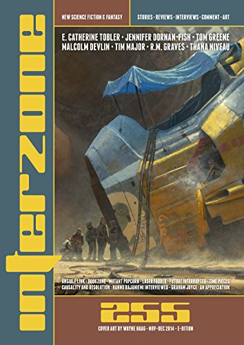 Interzone #255 Nov  - Dec 2014 (Science Fiction and Fantasy Magazine)