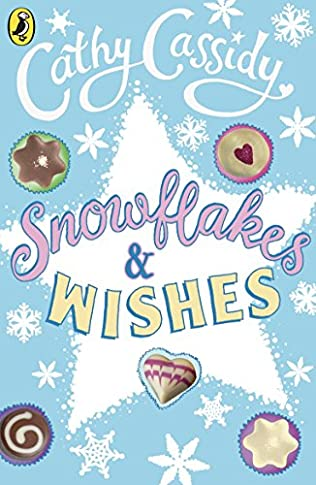 book cover of Snowflakes and Wishes