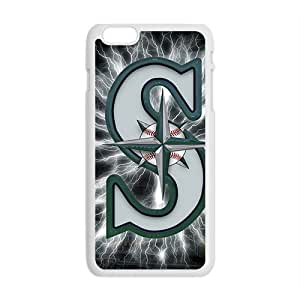 XXXD seattle mariners logo Hot sale Phone Case for iPhone 6 Plus