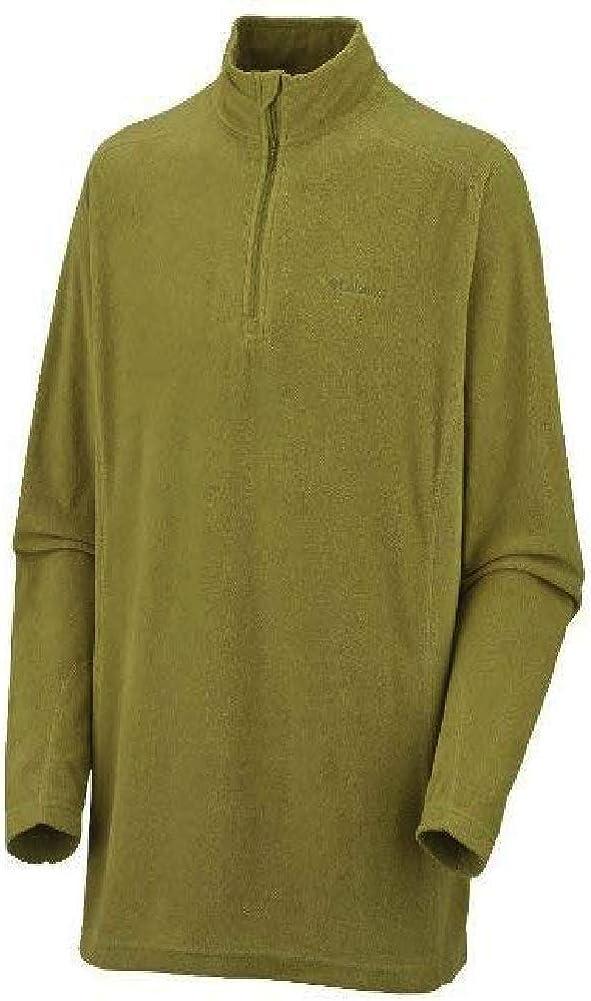 4XT-Tall Elm Columbia Klamath Range II Half Zip Tall Shirt