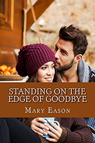 book cover of Standing On The Edge Of Goodbye