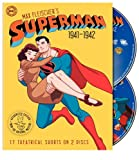 DVD : Superman: The Fleischer Cartoons: The Complete Series