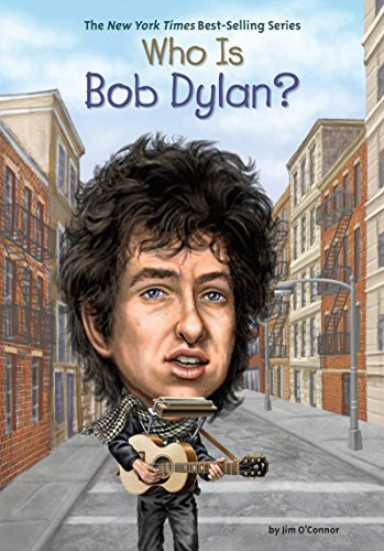 Books : Who Is Bob Dylan? (Who Was?)