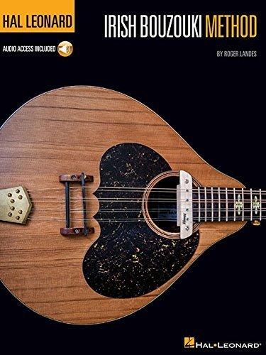 Hal Leonard Irish Bouzouki Method by Roger Landes Paperback