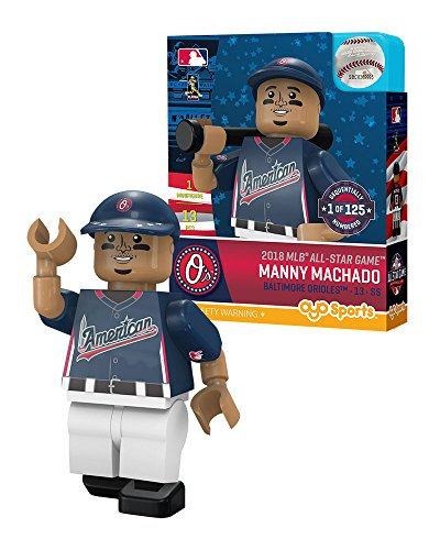 Manny Machado Baltimore Orioles All-Star Game OYO Sports Toys G5 Minifigure LE of 125