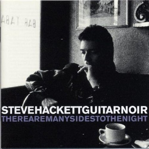 Steve Hackett: Guitar Noir / There Are Many Sides To The Night (Audio CD)
