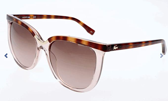 Lacoste L825S - Gafas de Sol para Mujer, Gris, 56: Amazon.es ...