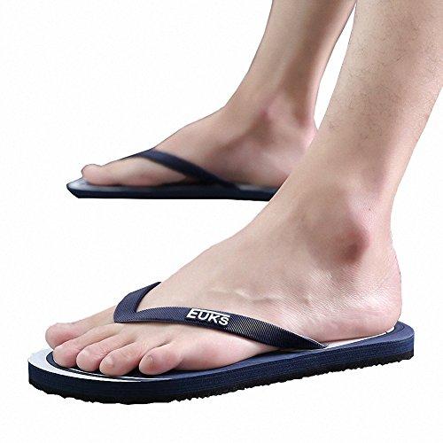 Ben Sports Zapatillas Sandalias deportivas chanclas Para Hombre azul marino
