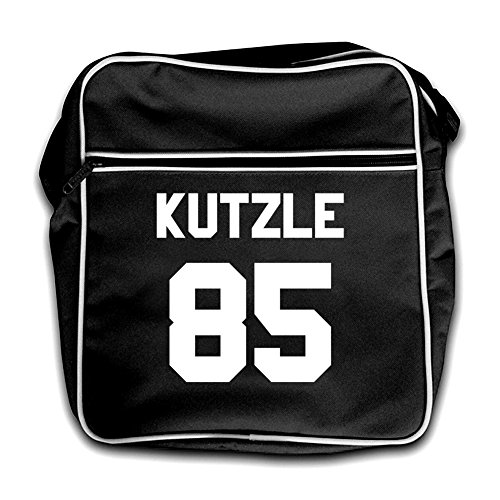 Bag Black Kutzle red 85 Retro Flight xq4HF