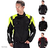 Viking Cycle Ironborn Motorcycle Textile Jacket Men