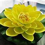 Meiwo-1-PC-Real-Touch-Like-Artificial-Lotus-Water-Lily-Flowers-Lotus-Foam-Flowers-For-Pond-Fountain-Home-Decor-ArrangementYellow
