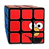 Sesame Street 333 Super-durable Cube,Easy Turning And Smooth Play, Developing Intelligence