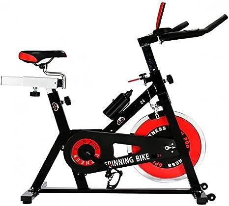 Sg-Bicicleta Spinning Sg24 Regulable de 24Kg de Disco de Inercia ...