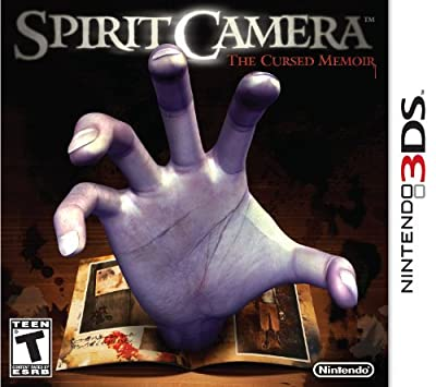 Spirit Camera The Cursed Memoir from Nintendo