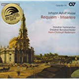 Requiem/Miserere [Import allemand]