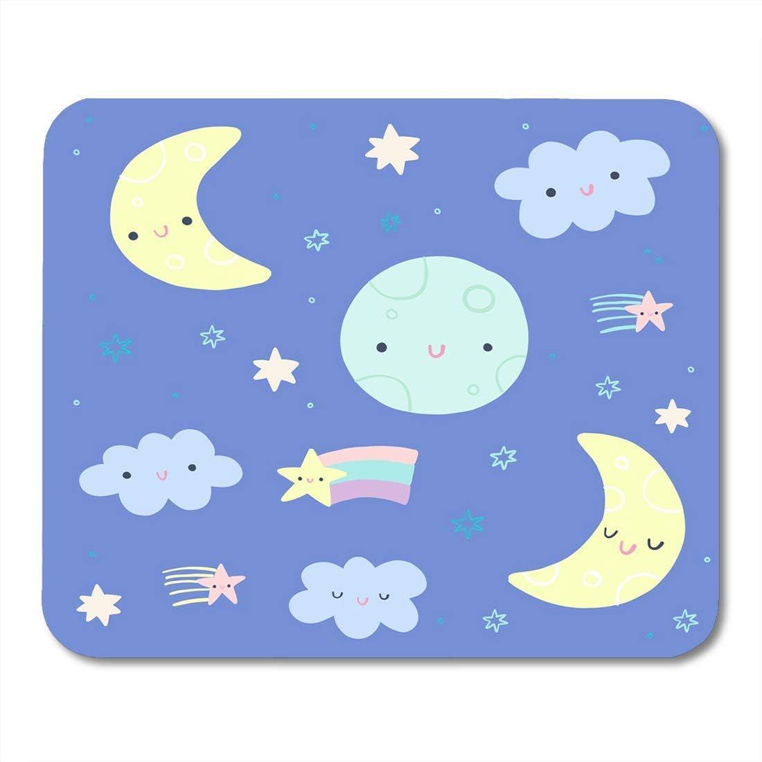 Almohadillas para ratón Astronomía Colorido Celestial Lindo ...