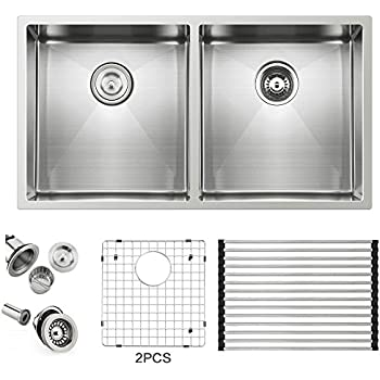 Vccucine Best Commercial Handmade 33 Inch 304 Stainless