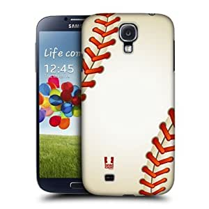 AIYAYA Samsung Case Designs Baseball Ball Collection Protective Snap-on Hard Back Case Cover for Samsung Galaxy S4 I9500 by icecream design