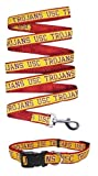USC Trojans Nylon Collar and Matching Leash for Pets (NCAA Official by Pets First) Size Large