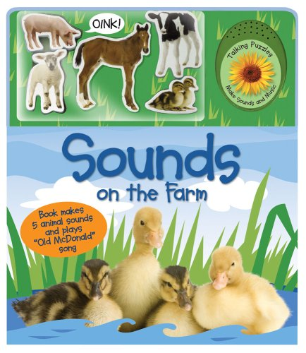 Talking Puzzles Sounds on the Farm by Reader's Digest