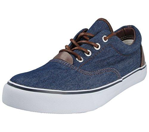 Footwear EU Blue Navy 40 Sneaker Uomo Foster dqxSBAd