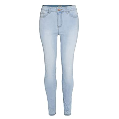 91a5702a4627 Laixing Gute Qualität Hot Women Skinny Pants High Waist Stretch Jeans Slim  Pencil Trousers T-