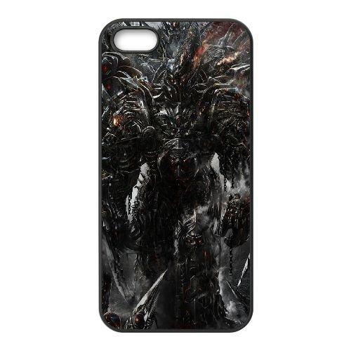 Dominance War coque iPhone 5 5S cellulaire cas coque de téléphone cas téléphone cellulaire noir couvercle EOKXLLNCD23285