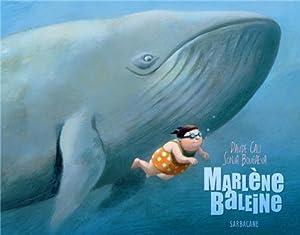 vignette de 'Marlène Baleine (Davide Cali)'