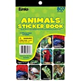 Best Eureka Books 3 Year Olds - Eureka Animals Sticker Book Review