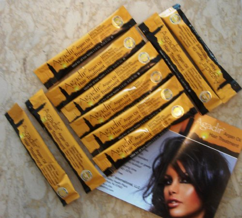 Agadir Hair Travel Tubes Name product image