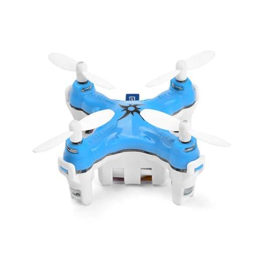 Mini Dron De Cuatro Ejes Modo Sin Cabeza Giratorio De 360 ° Luz ...